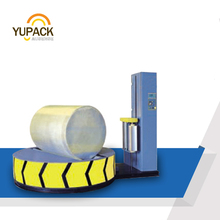 YUPACK YP1650 reel stretch wrapping machine