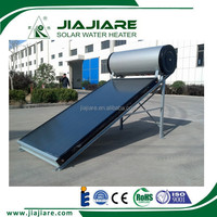 2016 New Type Compact Pressurized Flat plate Hot Water Solar Heater System