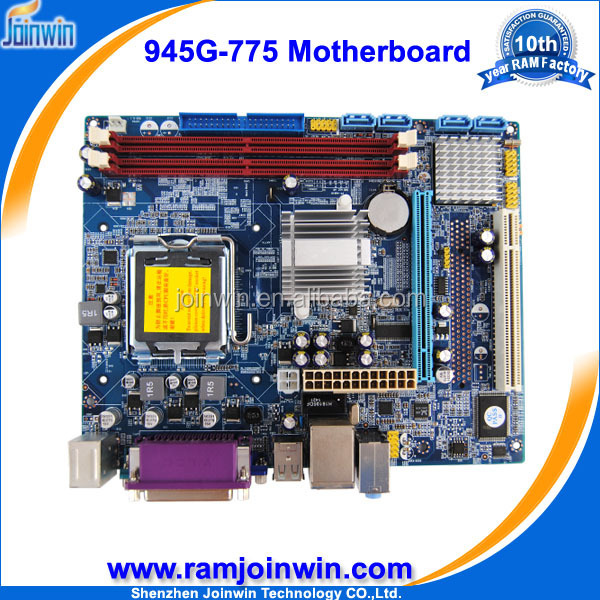 Verified supplier 1066 800 533 MHZ FSB lga775 945 scrap motherboard computer