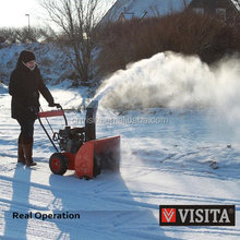 6.5HP Hand Held Gasoline Snow Blower
