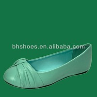 BH095744 Fancy women shoes flat with bow