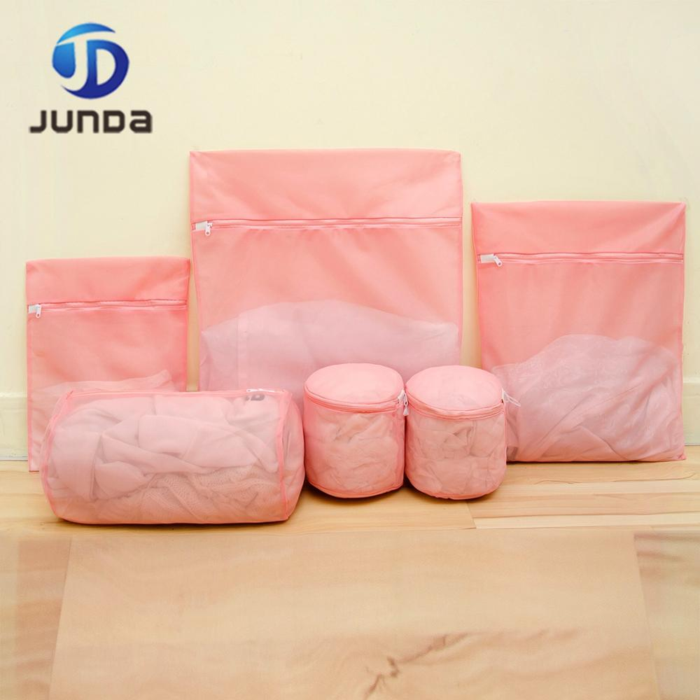 Home Use New Arrival cheap Custom Recycled Cotton Laundry Bag Set