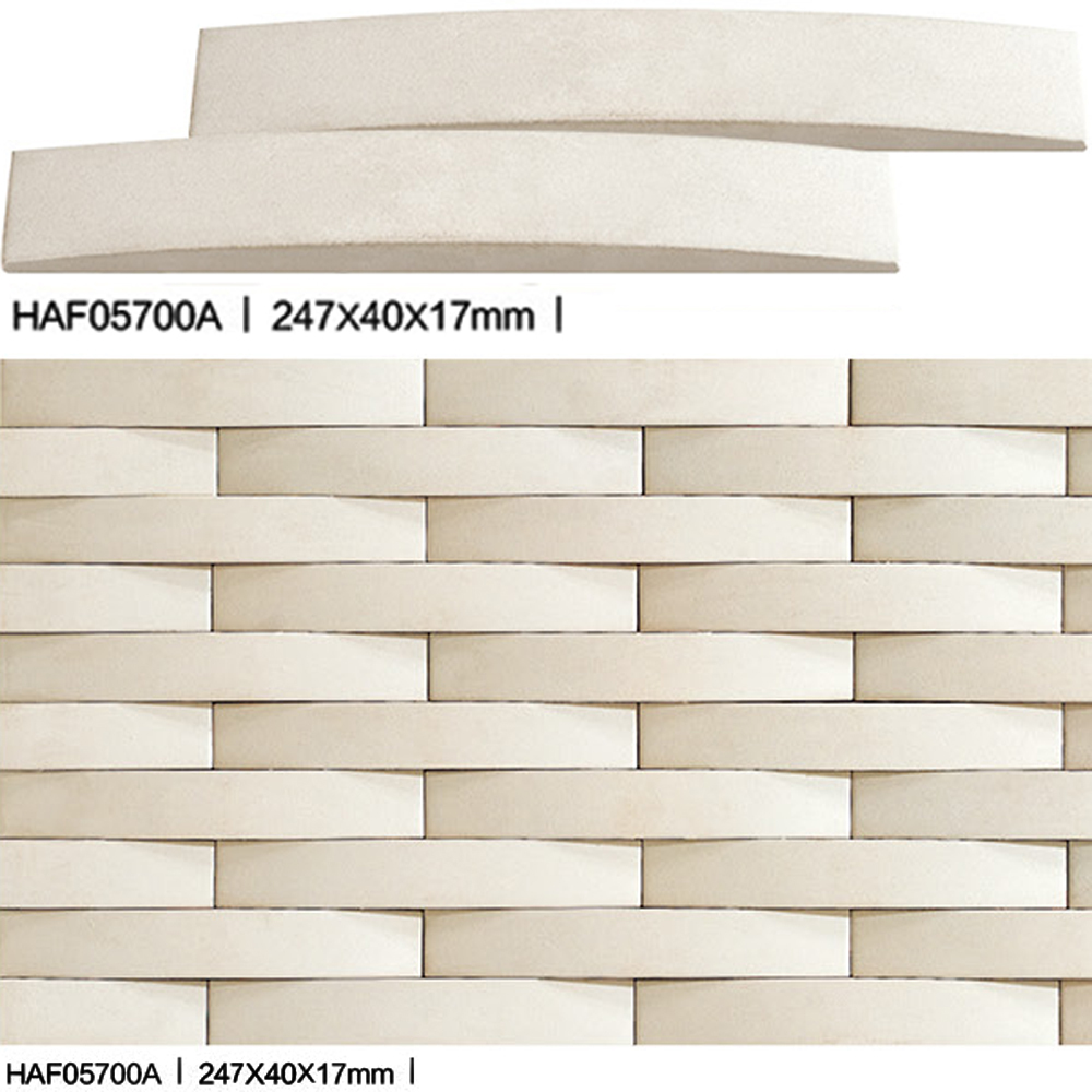Exterior Tile Cladding : D ocean waves exterior ceramic cladding tiles wall tile