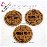 Souvenir Promotion gift MDF cork coaster/cork coaster backing