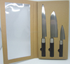 China manufacturer wholesale rainbow chef knife parts chef knife