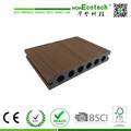 2017 high quality co-extrusion capped wpc decking floor