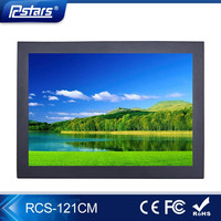 12.1inch LCD monitor TFT 12 inch 16:9 open frame lcd monitor