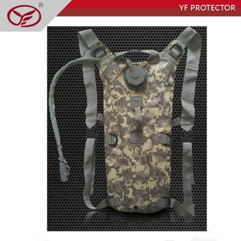 Militarty Tactical 3L camel backpack hydration backpack