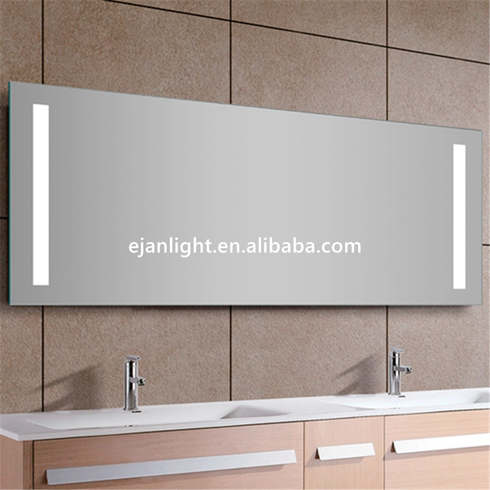 Luxury Illuminated Bathroom Mirrors With TV With LED Light