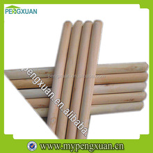 Factory manufacture 120*2.2 wood broom pole wholesale