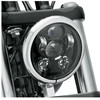 "For Harley Street 750 , harley xl883, 1200,48, v rod, night rod 5-3/4"" 5.75 Inch Motorcycle Projector LED Front Headlight"