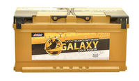 Car Batteries 600-560 GALAXY GOLD Ca-Ca Storage Batteries Super Heavy Duty Car Battery Made in EU