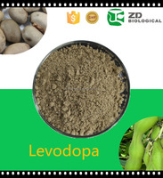 Natural health products mucuna pruriens extract for hair coloring velvet bean extract levodopa