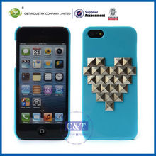 Color assortment decorative case for iphone 4 4S