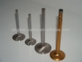 Truck spare parts for genuines intake & exhaust engine valves valve guides and valve seats