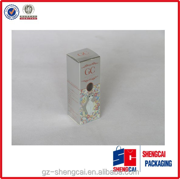 wholesale lip stick mascara facial mask packaging small paper boxes