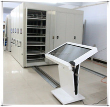 Manual Mass Shelf/Mobile Filing Cabinet /Compact Shelving System