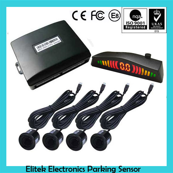 Car Rear 4 sensor parking,car parking sensor price,car accident sensor