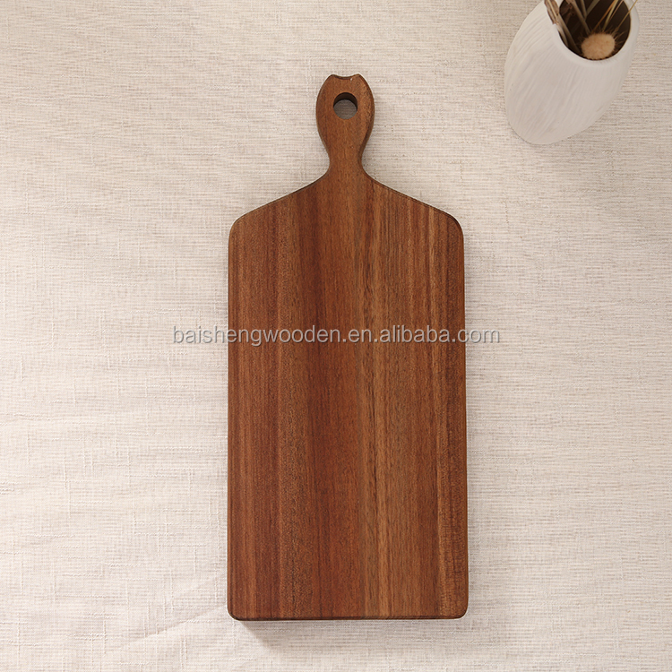 Custom Acacia Wood Cutting Board wood cheese chopping board