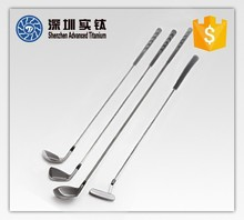 Hot sale titanium golf putter with brand name