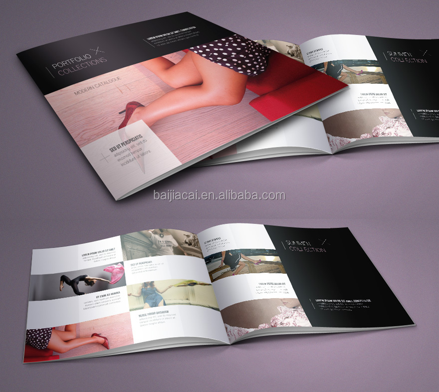 Adult catalogs printing in China