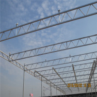 Single Span Agricultural Greenhouses Type And