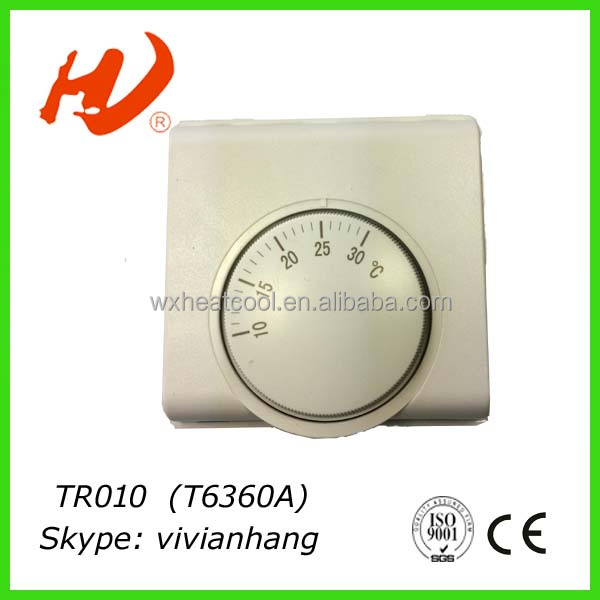 TR010 HVAC room thermostat
