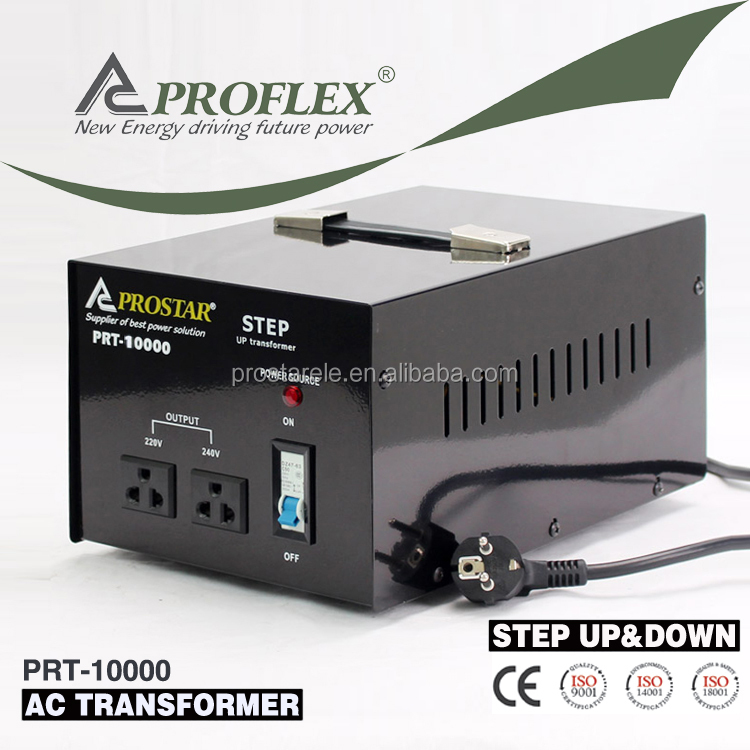 220v to 110v 10000W Step Down Voltage Converter Transformer Converts