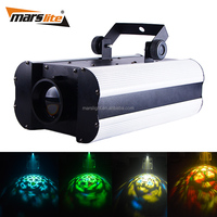 Professional sound 1x60W bright white Kaleidoscope effect light decoration for night club
