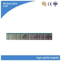 wheel balance weights/auto part /tyre /automobile alloy wheel