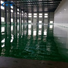Wearable Epoxy Floor Coatings
