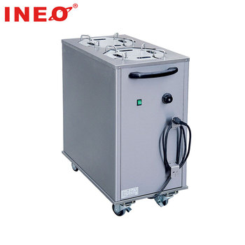 Stainless Steel Commercial Restaurant Electric Plate Warmer(INEO are professional on commercial kitchen project)