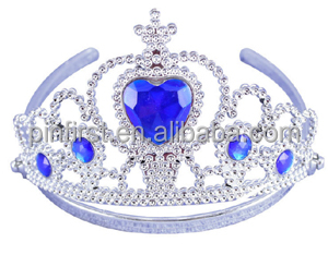 Promotional gift items cheap custom crowns and tiaras