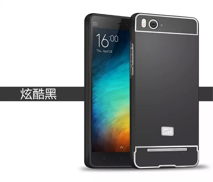 phone back cover for xiaomi mi4i case
