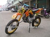 125CC dirt bike for adult motorcycle