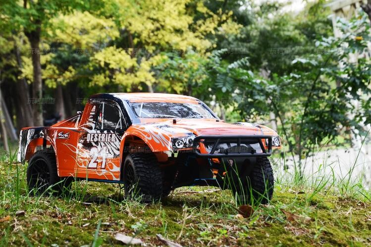 Gasoline Power Rc Car Rc Nitro Car with 75cc Fuel