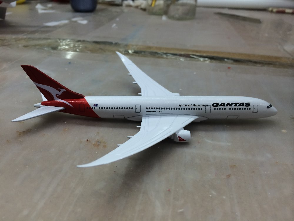 cheap and good sell 3d plane models