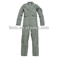 FR Nomex Flight Pilot Coveralls