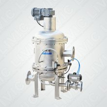 XFM Series Automatic Back Flushing Filter | Chiller Condenser Water Treatment