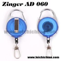 In stock carabiner tape measure zinger AD060