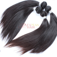 From Guangzhou China Fayuan human hair wholesaler hot selling 100% virgin straight Brazilian hair