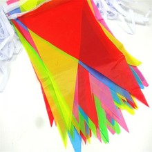 Wholesale Promotional Triangle Flag Bunting