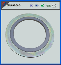 Type C ss316 graphite gasket with outer ring
