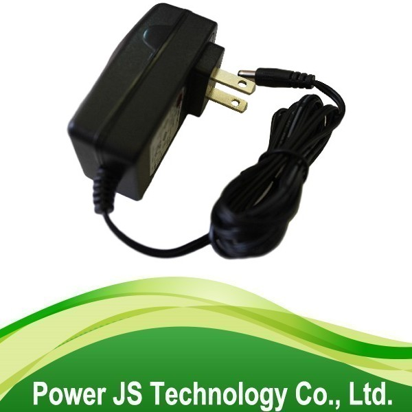 ac 110v usa ul plug switching 12v 1a dc power supply