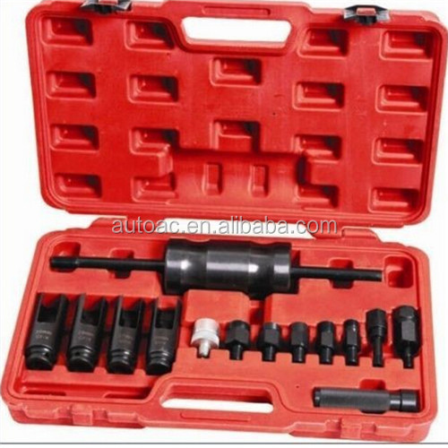 14PC Diesel Injector Puller Removal Tool for Bosch Denso Siemens