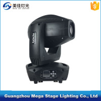 Led beam spot wash 3 in 1 200w moving head light with iris