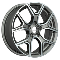 16,17,18inch 5x114.3 aluminum racing car wheel for japan mitsubishi
