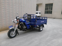 200cc Water-Cooled powerful three wheel motorcycle/Tricycle for sale
