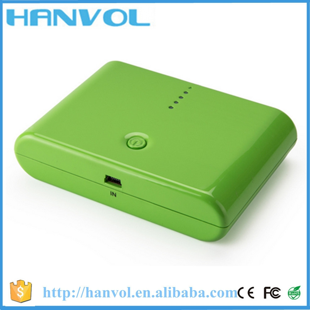 Newest high capacity 8800mah portable mobile phones power charger