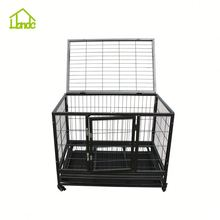 High Quality Square Tube Movable House Shape Dog Cage